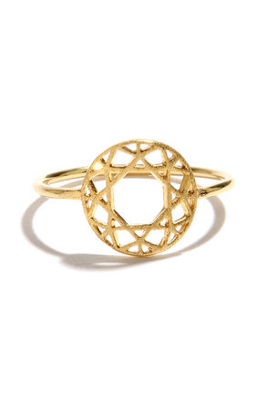 Le Nouveau Gold Ring