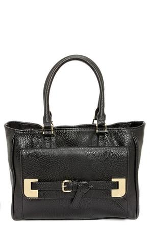 Big Buddha Colby Black Handbag at Lulus.com!