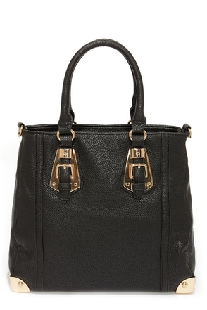 Seventh Wonder Black Handbag