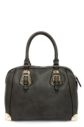 Split to Spare Grey Handbag at Lulus.com!
