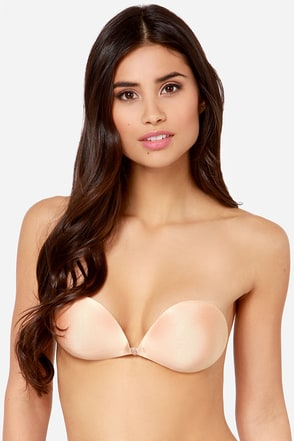 NuBra Seamless Tan Adhesive Bra at Lulus.com!