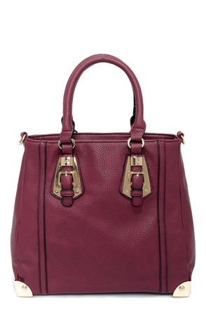 Seventh Wonder Plum Purple Handbag at Lulus.com!
