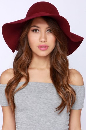 Carmen Sun Diego Grey Hat at Lulus.com!