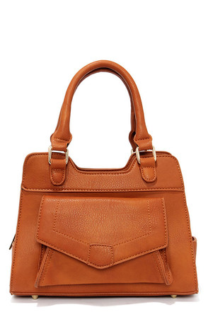 Carry It All Tan Handbag at Lulus.com!