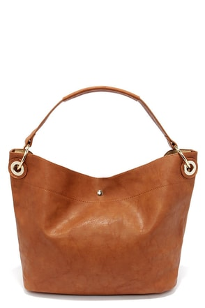 Ramsey Tan Hobo Bag at Lulus.com!