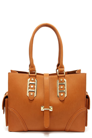 Big Buddha Porter Tan Handbag at Lulus.com!