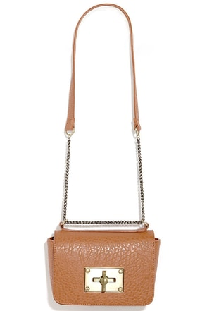 Turn Your Keep Tan Purse at Lulus.com!