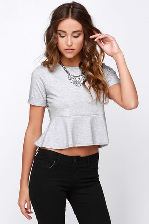 Casual Suspects Ivory Top at Lulus.com!