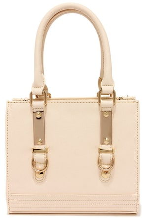 Count Me In Cream Handbag at Lulus.com!
