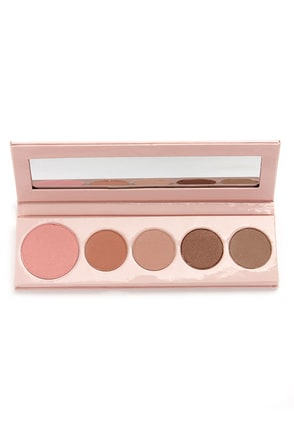 100% Pure Pretty Naked Neutral Face Palette at Lulus.com!