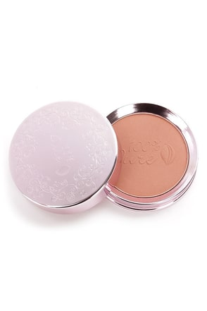 100% Pure Mimosa Fruit Pigmented Blush Powder at Lulus.com!