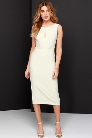 Black Swan Insider Mint Midi Dress at Lulus.com!