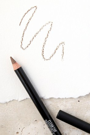 Sigma Dressed Up Medium Brown Brow Pencil at Lulus.com!