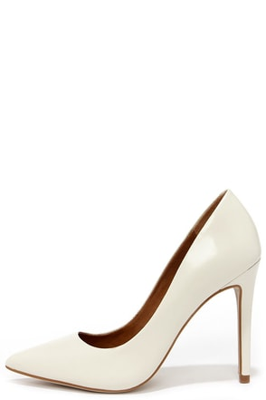 Steve Madden Proto Multi Snake Pointed Pumps at Lulus.com!