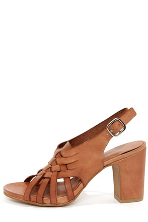 Sixtyseven 75746 Heather Vachetta Pale Pink High Heel Sandals