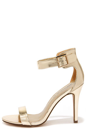 Enjoy the Show Aqua Ankle Strap Heels at Lulus.com!