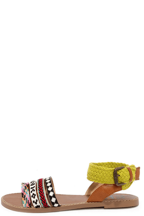 Billabong Shoreline Multi Ankle Strap Sandals at Lulus.com!