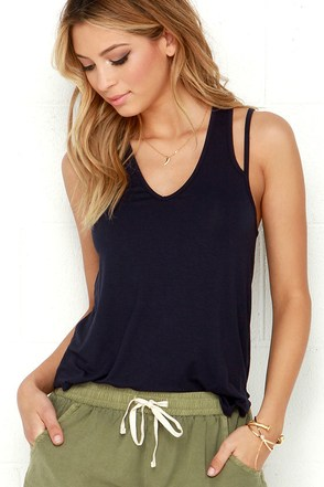 City Life Beige Tank Top at Lulus.com!