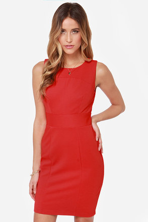 Darling Myleene Red Dress