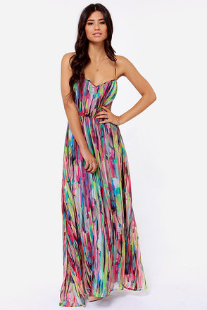 Jack by BB Dakota Rayna Print Dress at Lulus.com!