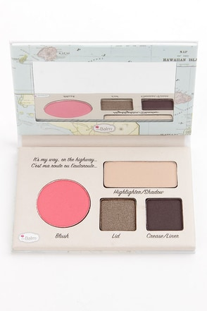 The Balm Autobalm California Face Palette at Lulus.com!