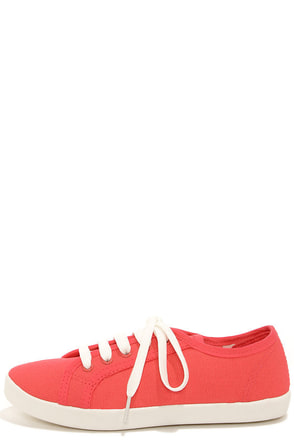 Cooper 01 White Lace-Up Sneakers