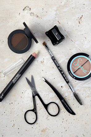 Sigma Brow Expert Kit Dark at Lulus.com!