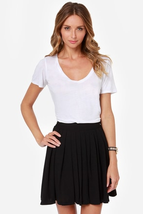 Go Fight Win! Black Skirt