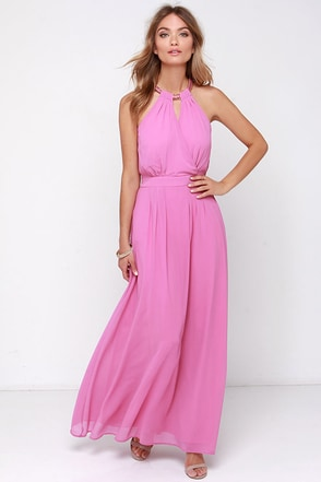 Light of My Life Orchid Purple Maxi Dress at Lulus.com!