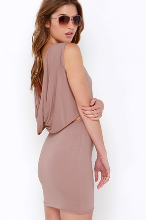 Grace Yourself Blush Dress at Lulus.com!
