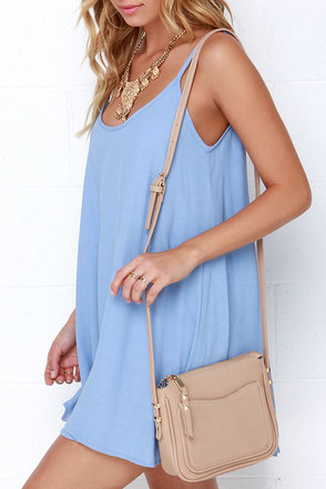 Crossbody and Soul Beige Purse at Lulus.com!