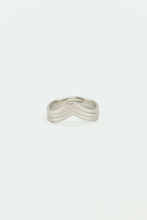 Make Like a Trio Silver Knuckle Ring Set
