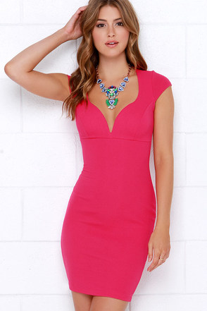 Puttin' on the Ritz Yellow Bodycon Dress at Lulus.com!