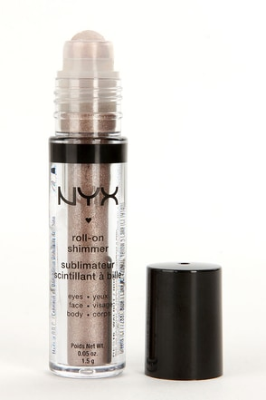 NYX Nude Roll On Eye Shimmer at Lulus.com!