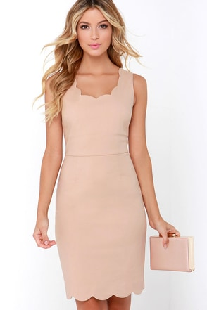 Another Kiss Good Night Ivory Dress at Lulus.com!
