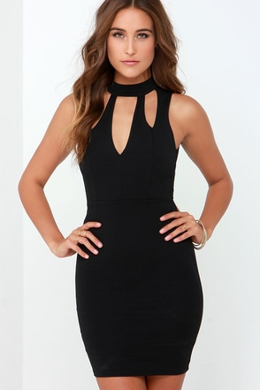 New Kid on the Mock Ivory Bodycon Dress at Lulus.com!