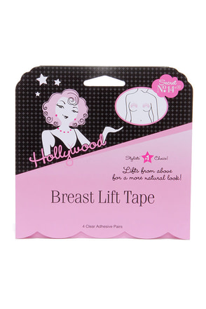 Hollywood Breast Lift Tape 1