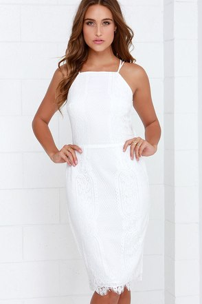 Endlessly Enchanting Sage Green Lace Midi Dress at Lulus.com!