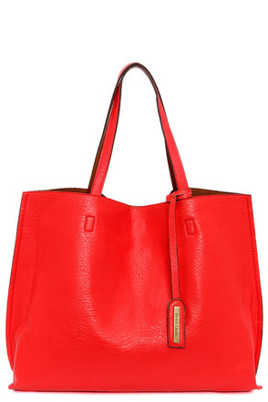 Switch it Up Reversible Tan Tote