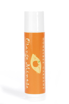 Honeybee Gardens Orange Mimosa Lip Balm at Lulus.com!
