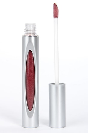 Honeybee Gardens Viper Wine Red Luscious Lip Gloss at Lulus.com!