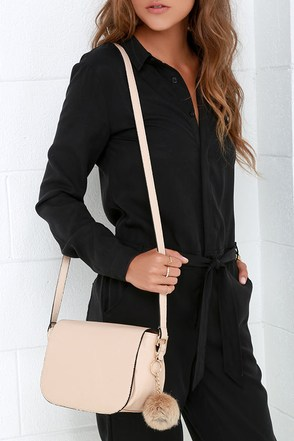 Hot Fuzz Black Purse at Lulus.com!