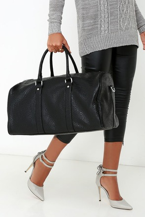 Tickets for Two Taupe Weekender Bag at Lulus.com!