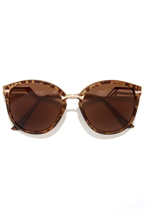 Sinclair Tortoise Sunglasses