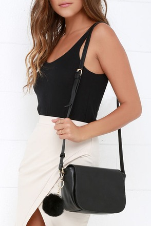 Hot Fuzz Grey Purse at Lulus.com!
