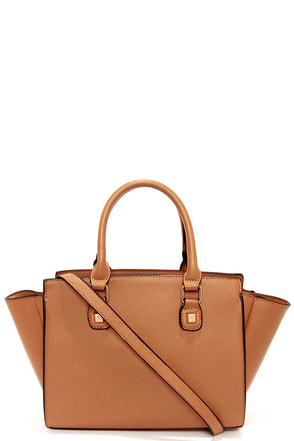 High Wire Act Tan Purse