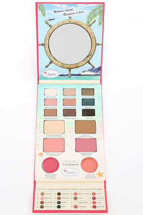 The Balm Voyage Vol. 2 Face Palette at Lulus.com!