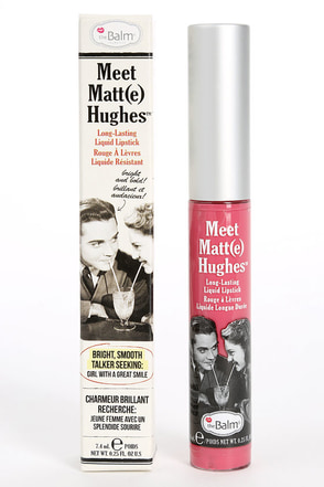 The Balm Meet Matt(e) Hughes Honest Coral Liquid Lipstick at Lulus.com!