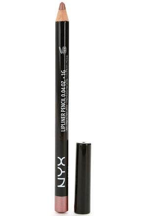 NYX Beige Slim Lip Pencil at Lulus.com!