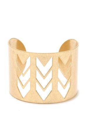 Thunderstroke Silver Bracelet at Lulus.com!